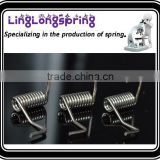 door locks torsion spring
