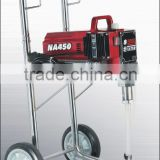 Ningbo Navite Electric airless paint sprayer with Chromex trolley cart & wheels NA-450H