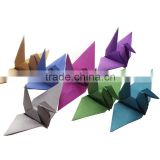 Candy Colors Glitter Origami Paper Handcraft Origami Lucky Star Paper Strips For Wedding Gift Birthday Decoration