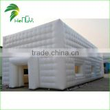 White Romantic Attractive Design Inflatable Party Square Tent for Hot Selling