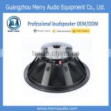 china speaker factory delicate high quality Stage speaker 15 inch subwoofer