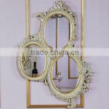 2015 Hot Sale Wall Mirror, Foshan Home Decor Mirror, Living Room Mirror Cut small glass piece