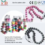 Silicone Teething Necklace Mother Care and Baby Products