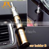 The most popular e cig display stand colorful car holder stand for ego vapor and full mechanical mod