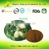 100% Natural horse chestnut plant extract