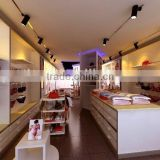 Customized High Class clothes store fixture / clothes shop fixtures / clothes shop decoration                                                                                                         Supplier's Choice