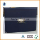 High Quality A4 Leather Diploma Holder, Diploma Holder with Leather Cover