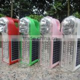 China Manufacturer foldable solar lantern camp lights with radio solar camping tent lighting Solar LED lanterns