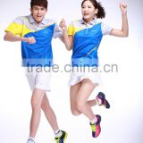 customized;quick-drying ,T-shirt ;Badminton clothing MS-16120