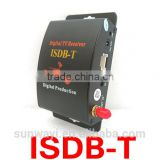 High Speed ISDB-T Mobile Digital Car TV Receiver, Suit for Brazil/Peru/Chile and South America