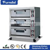 New Style Commercial industrial Gas/Electric 3-Layer 6-Tray Baked Potato Ovens                                                                         Quality Choice