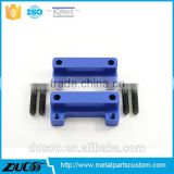 Custom Metal Fabrication Anodized combine harvester spare part
