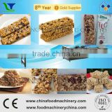 Crispy Vegetarian Fruit Grain Food Healthy Snack Bars Machine