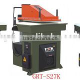 22Ton and 27Ton Hydraulic swing arm cutting leather foam press machine                                                                         Quality Choice