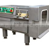 2015 Meat cuber machine for cutting frozen meat into small pieces,automatic meat cutting machine