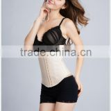 Free shipping 2015 new arrival black and bege sexy fat women corset training