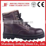 high cut genuine leather cement ISO CE safety work shoes steel toe safety footwear industrial men's safety shoes price