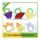 2016 funny fruit baby rattles toys for infants teethers P76610
