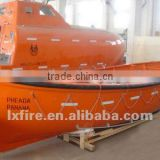 SOLAS Approval Marine Open Lifeboat for sale,Open Type Rescue Boat JV 35-80K