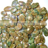 NATURAL RHYOLITE JASPER CABOCHON BEAUTIFUL COLOR AMAZING QUALITY LOT