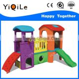Attrative design YQL brand amusement park kids indoor slide for sale