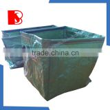 ready made pe tarpaulin bags for indoors plants, poly bag for plants