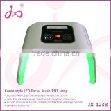 Blue 630nm Led Light Therapy For Skin Factory Price Acne Treatment Mini Led Facial Light Therapy Machine Led Pdt Beauty Pdt Light Led Therapy Machines Led Light Skin Therapy