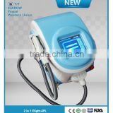 Best effective mini ipl/rf hair removal machine portable with most advanced technology