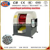 centrifugal disc surface finishing grinder machine for metal components grinding machine