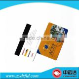 Passive NFC smart card, specific NFC business card & NFC sd card