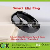 Customized printing smart IC chip card/smart rfid ring