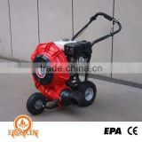 2 hours replied 13.5HP Briggs&Stratton petrol engine China best gasoline engine leave blower machine