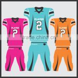 Custom Football Kits Wholesale Polyester Soccer Uniform / Free Mock Up / First 10 Samples Free / Multiple Colors / Custom Player