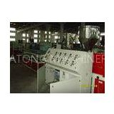 Industrial Plastic Profile Extrusion Machine for PVC Window Profiles with CE / ISO Approved