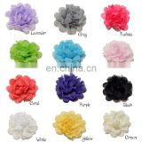 Lace Chiffon Flower in 12Colors Hair accessiores