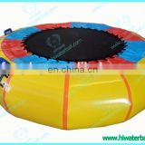 HI 2015 hot summer hot game inflatable water trampoline,large trampolines for sale,used trampolines for sale