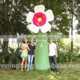 Giant inflatable flower decoration, wedding inflatable flower,inflatable flower