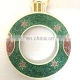 2016 round photo frame picture frame christmas tree ornaments