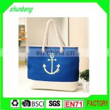 2014 fashion recyclable shopping cotton bag