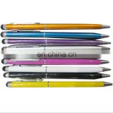 2 in 1 Slim Aluminum Tablet Computer Touch Screen Write Ball Point Pen