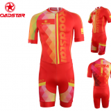 Custom made high quality inline speed skating apparel