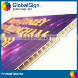 Good quality PVC board printing for advertising                                                                         Quality Choice