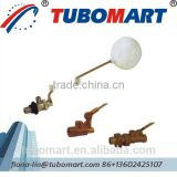 brass check valve of check valve good price with plastic white ball