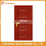 sound-proof melamine door interior modern wood door designs