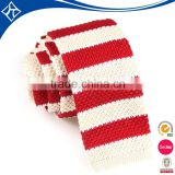 Wholesale woven knitted tie for women neckwear
