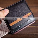 Wholesales genuine leather card holder NS-KB0805                                                                         Quality Choice