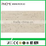 Cheap and high quality flexible waterproof antiskid waterproof breathability durability travertine floor tiles