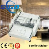SG-ZY1 Note Book Binding Machine ZY2 Automatic stapler booklet maker machine