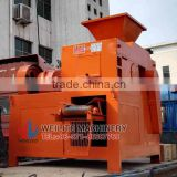 metallurgy smelt used iron ore dust form briquettes machine / iron ore briquettes forming machine