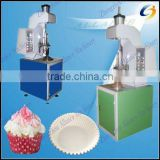 China factory ! Cookie paper cups forming machine for wrapping muffin,cupcakes,wedding cakes on sale
